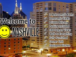 You Deserve an Upgraded Music City Experience!, Nashville