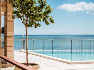 Cabacum Plaza 1 bedroom apartment at the Seaside, Sables d'or