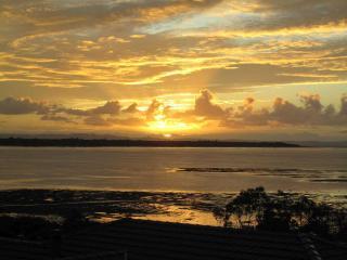 Bribie & Moreton Bay Panorama