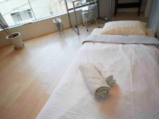 Brand New: 1 BedRoom, Near Roppongi, Minato