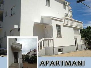 Apartmani Posavec, A2, Baska