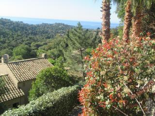 Petit Mas près Saint Tropez, vue mer, La Croix-Valmer