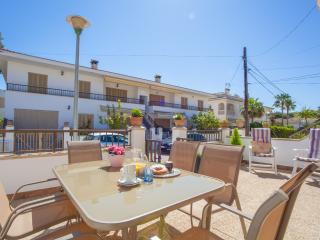 GINEBRÓ - Property for 6 people in Platges de Muro, Playa de Muro