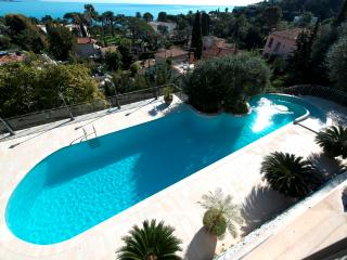 LUXURY VILA & SW POOL, SEA Beach 300m, 7 bedrooms, Saint-Jean-Cap-Ferrat