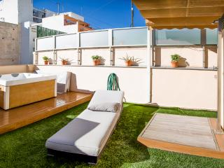 New penthouse in quite city center, Alicante