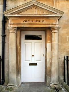 Circus House street entrance