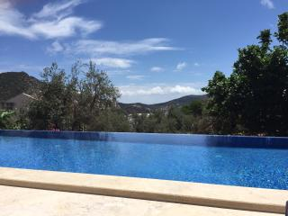 Luxury, new central 3bedapt private pool, open plan stunning living area, Kalkan