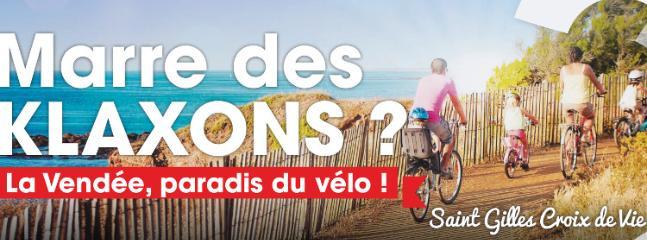 La Vendée, paradis des vélos