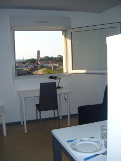 Studio proche centre ville + parking, Albi