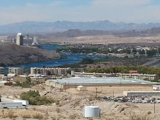 Amazing View From Casita, Bullhead City