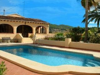 Villa Casa Felicidad, Jalon, Costa Blanca