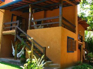 Linda casa com o pé-na-areia, Ubatuba