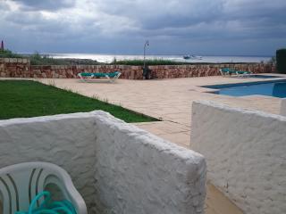 Apartamento primera linea de mar, Ciudadela