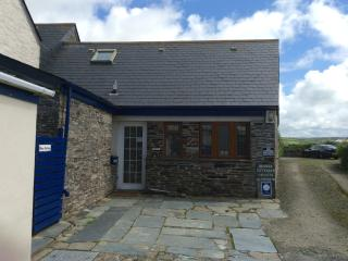 1 bed self catering holiday cottage near Tintagel