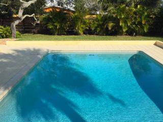 Private Home with Heated Pool  - 2 Blocks to Beach