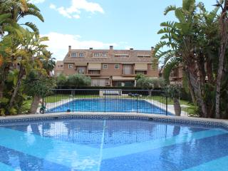 Amplio bungallow golf, Alicante