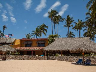 Chacala: Only House On the Sand: House &/Or Casita