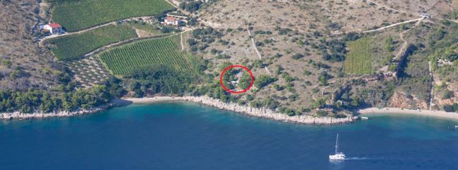 Bay Smrceva luka & Planica beach