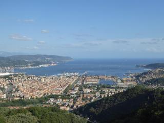 IL RICCIO TRA I CASTAGNI, La Spezia