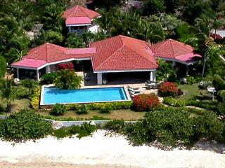 Villa Sea Fans 4 Bedroom Special Offer, Virgin Gorda