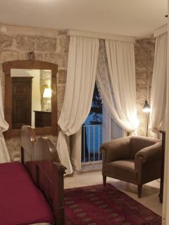 First floor - master bedroom