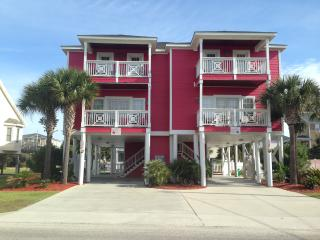 Luxury Ocean Vw 5BR/5.5BA House Pool Steps 2 Beach, Garden City Beach