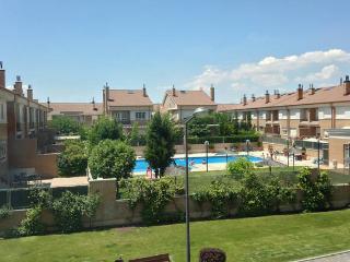 Maravilloso apartamento con piscina