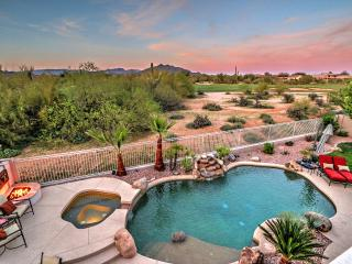 A Lrg. Spacious Home With A Resort Feel, Cave Creek