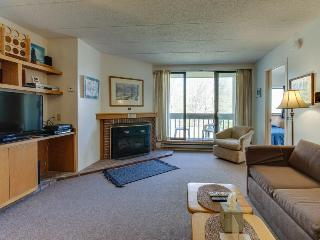 Cozy condo on the mountain - lodge w/ pool, hot tubs & more!, Killington