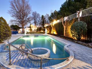 casa independiente con jacuzzi de agua termal