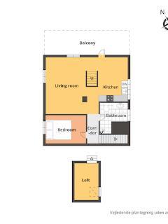 Villa Vanloese Apartment