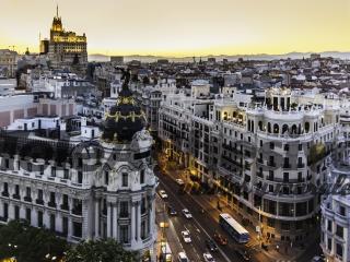 Piso de 320 m2 en el corazón de Madrid (Gran Via)