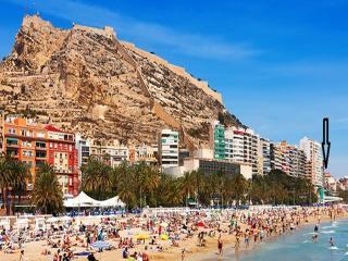 Apartamento Moderno cerca Playa Postiguet, Alicante