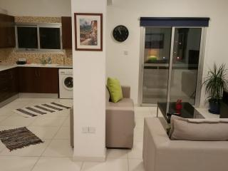 Central 3bdr flat close to the beach, Larnaka City