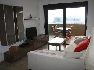 Apartamento con vistas al mar, Elche