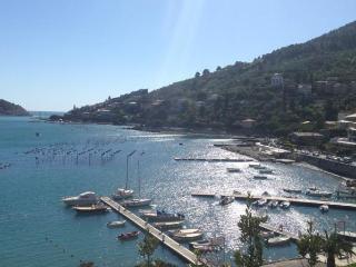 Vista mare, parcheggio privato, La Spezia