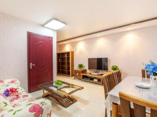 Apartment with 2 bedroom Close to Zhichunlu subway, Pekín (Beijing)