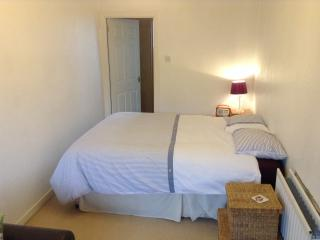 Master bedroom with ensuite shower.