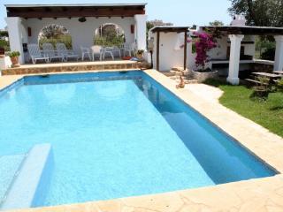 Ibiza tipica villa..., Ibiza-stad