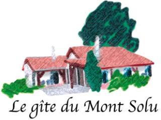 Gite du Mont Solu en bordure du massif forestier des Trois Pignons
