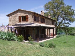 podere-pantano luxury villa La Capriata, Proceno