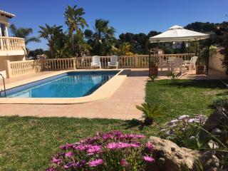 Beautiful Spacious Javea Holiday Villa Rental