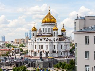Gorgeous Penthouse with Incredible Kremlin Views