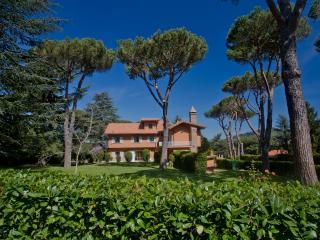 Villa Pierre, Grottaferrata