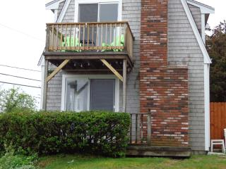 Steps to private beach, updated home, great value for the location!