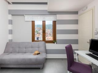 Suite with Poros Town View