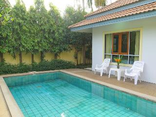2 Bedroom Villa B at Chaofa West Pool Villa