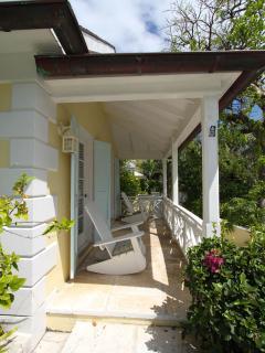 Guest Cottage Veranda