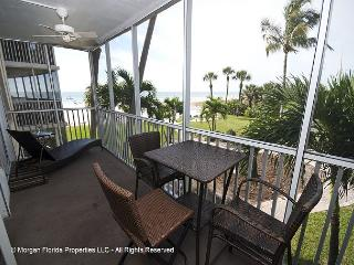 Morgan Properties - Crystal Sands 206- BRAND NEW 2 Bed /2 Bath Direct Oceanfront, Siesta Key