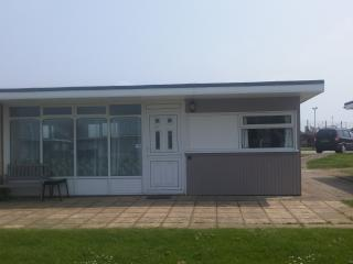 Self Catering Chalet at Camber Sands Holiday Park